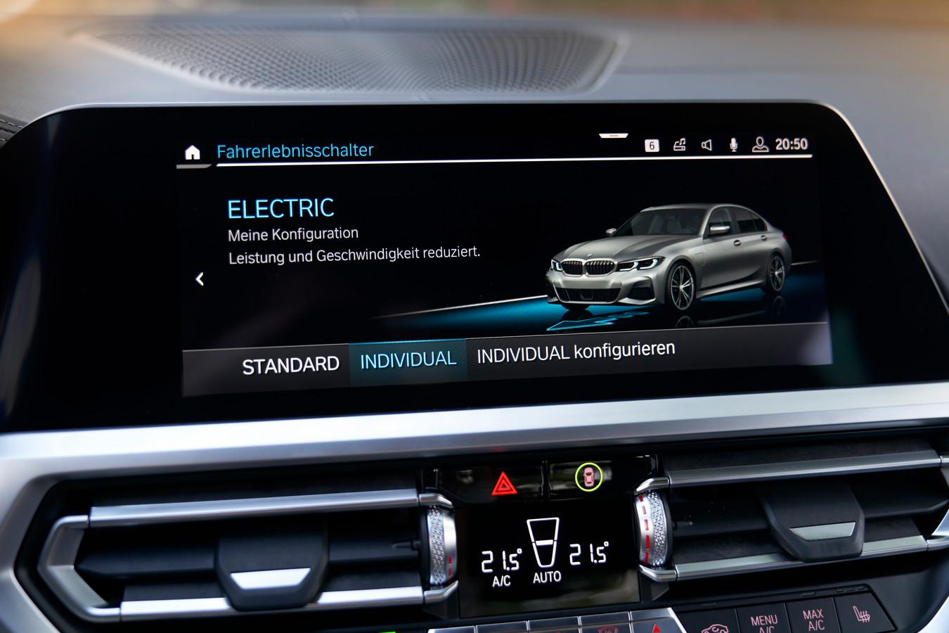 Standjes Electric: langer, sneller en verder elektrisch rijden dan in de vorige 330e