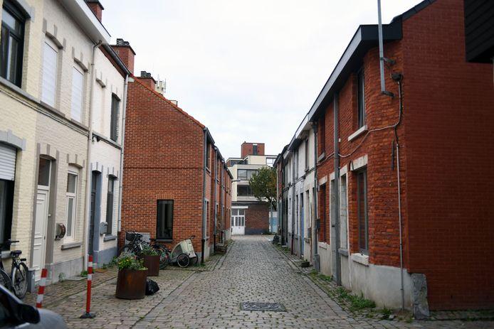 Mussenstraat Leuven.