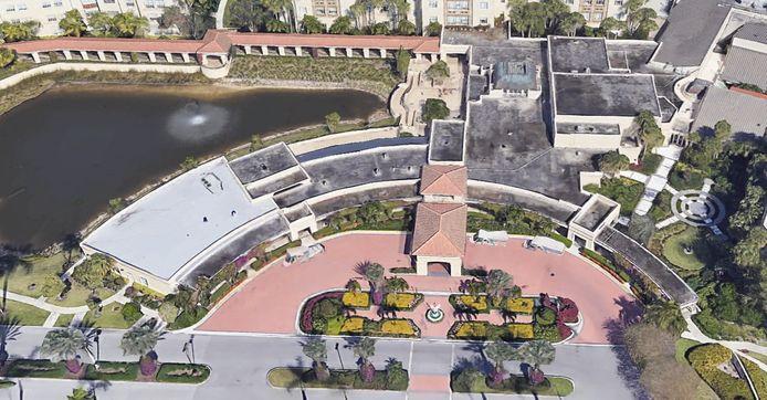 Het bewuste woonzorgcentrum in West Palm Beach (Florida).
