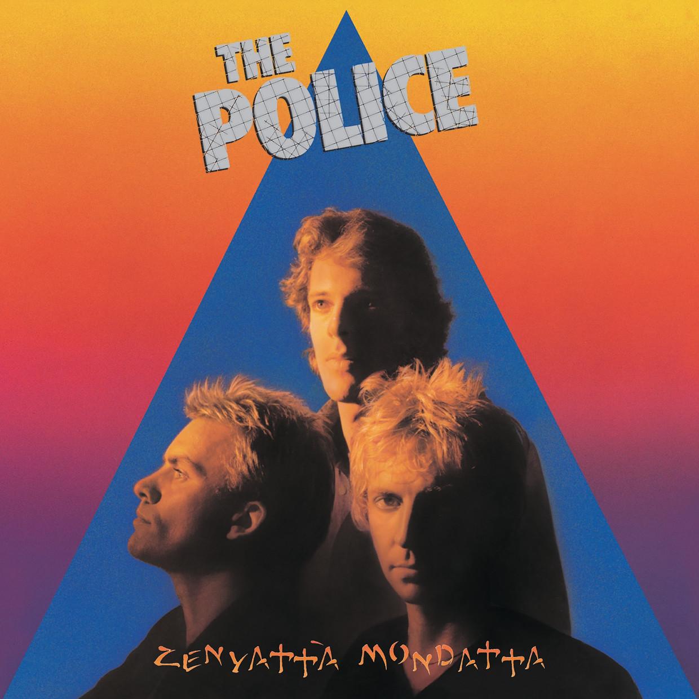 'Zenyatta Mondatta' Beeld The Police