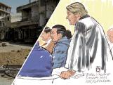De 'Balie-jihadist' hoort strafeis voor moord op 17 Syriërs