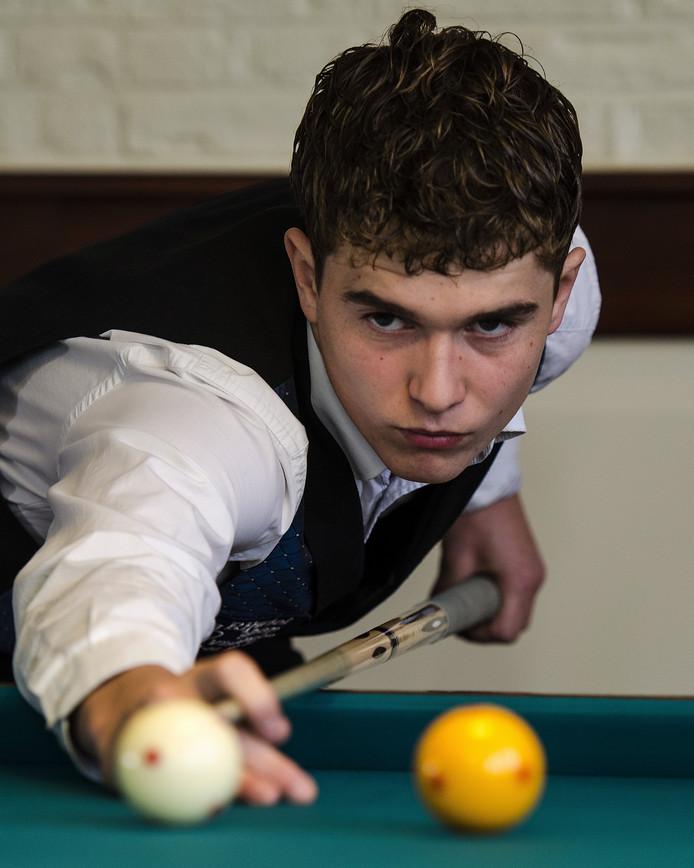 Joey de Kok won én verloor een partij in Blankenberge. Hij werd daardoor uitgeschakeld.