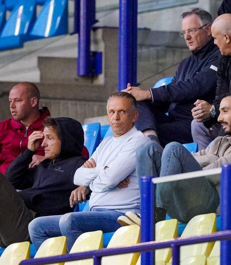 Ook in coronatijd is Sturing de redder in nood bij Vitesse: 'Geweldig dat we op dit soort trainers kunnen terugvallen'