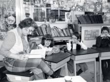 Niet de stadsschouwburg in Amsterdam, maar een manege in Diessen was het decor voor het Boekenbal in 1981