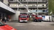 Brandweer rukt uit voor oventje in labo van UZA