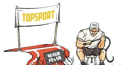 Coaches over grenzen in de topsport: 'De buitenwereld wordt bozer, de sporter zachter'
