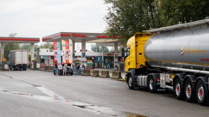 Snelwegparking langs E40 in Jabbeke komende 3 maanden 's nachts dicht na schietpartij tussen transmigranten