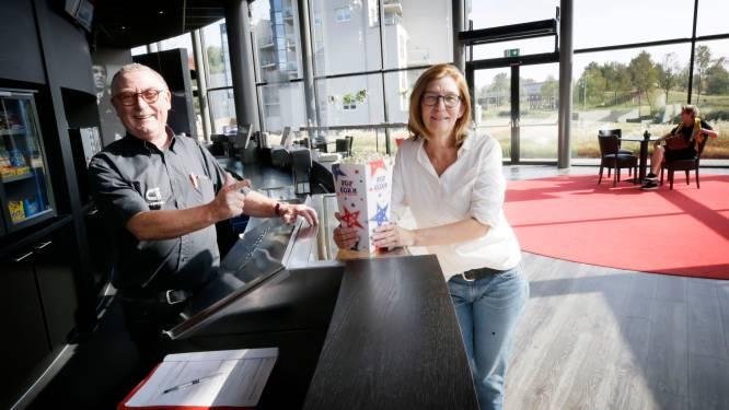 Bergen op Zoom als satellietstad van Film by the Sea is succes: 'Meer bezoekers dan vorig jaar'