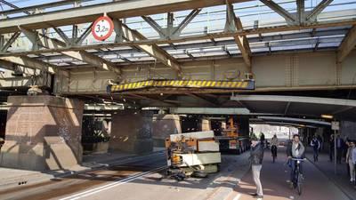 Tijdelijk geen treinen tussen Sloterdijk en Haarlem na ongeval