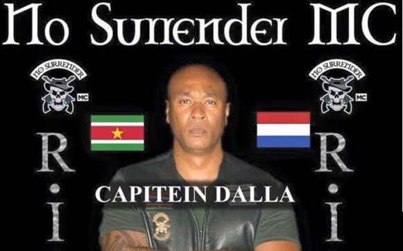 Brian Dalfour was één van de topmannen van MC No Surrender.