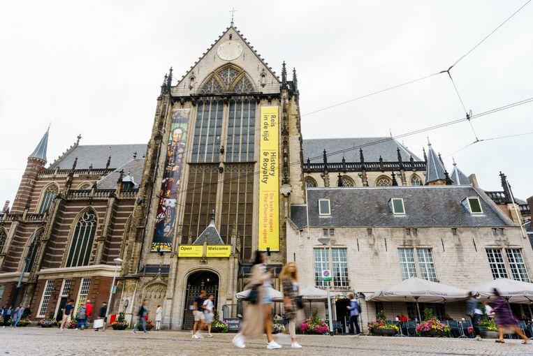 De Nieuwe Kerk in 2019. Beeld ANP