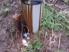 Kwaliteit grondwater rond voormalige vuilstort Wekerom komende jaren 'regelmatig onderzocht'