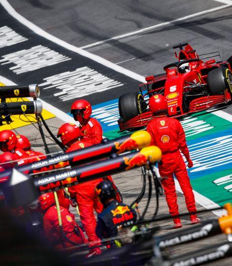 Schaamrood op de wagen bij Ferrari na rampzalige seizoenstart