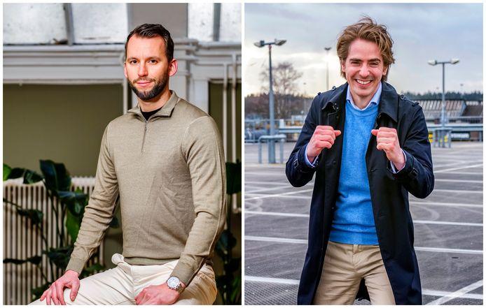 Daniël Krikke en Bas Snippert doen al een aantal jaar onderzoek naar vitaliteit omdat ze graag willen weten wat er nodig is om werknemers veerkrachtiger te maken.
