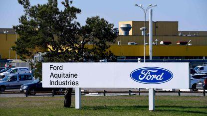 Macron kwaad omdat Ford fabriek niet wil verkopen aan Belg