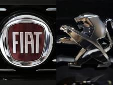 Fiat mag in de familie van Peugeot, Citroën en Opel