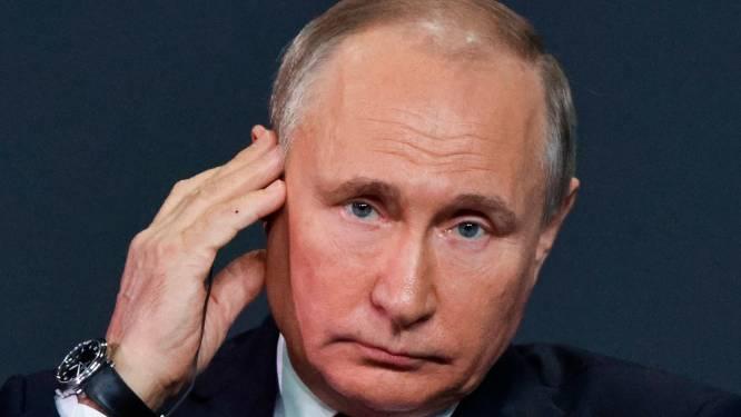 """Poetin belooft tegen oktober plan op te stellen om uitstoot te verminderen: """"Het moet lager zijn dan dat van de EU"""""""