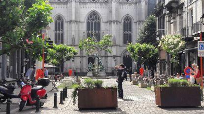 Sint-Bonifaasplein in Elsene afgesloten voor auto's