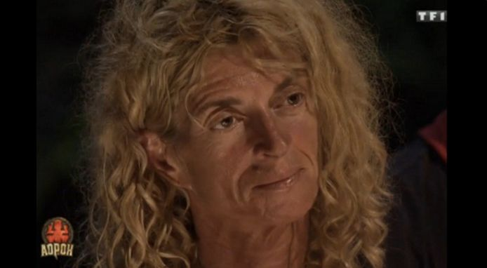 Carole de Koh-Lanta.