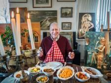 Peter 't Mannetje van failliete Garoeda: 'Als ik heimwee voel ga ik koken'