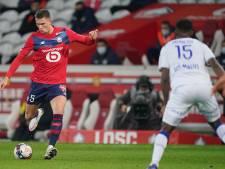 Botman wint met Lille op het nippertje in blessuretijd
