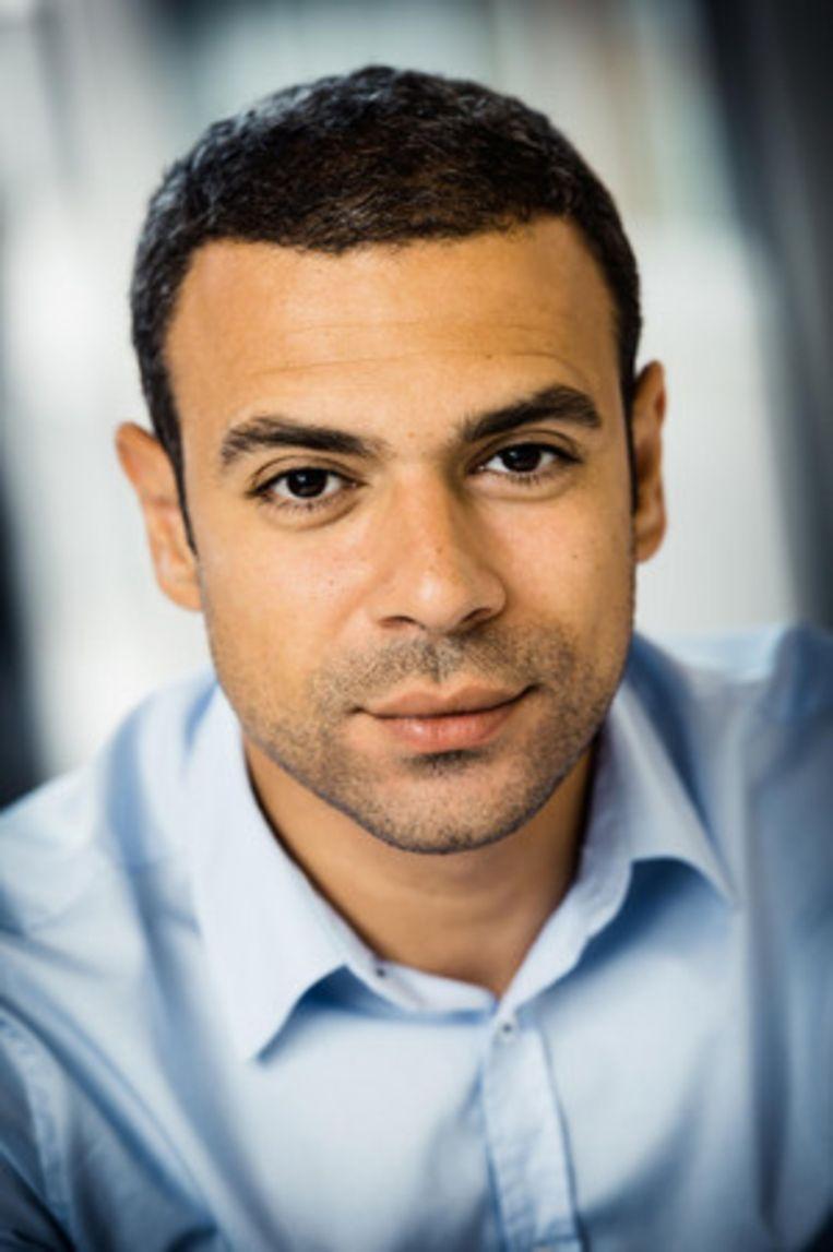 Bilal Benyaich. Beeld rv