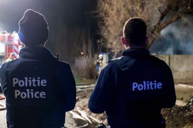 AARSCHOT-illustratie politie