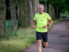 'Even' 100 kilometer rennen voor het goede doel? Wim Akkermans (64) doet het