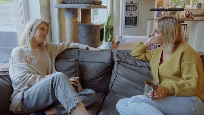 Allison Scott vertelt in 'Kat zonder Grenzen' over het bedrog van Sean. Dat ze de meeste info kreeg doorgestuurd van vrienden en vriendinnen viel haar zwaar.