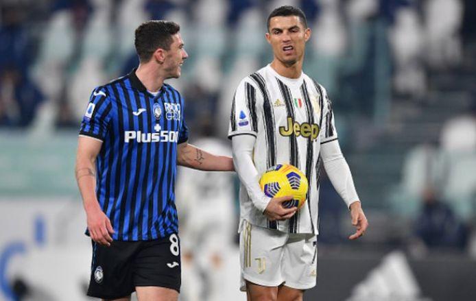 Gosens en Ronaldo.