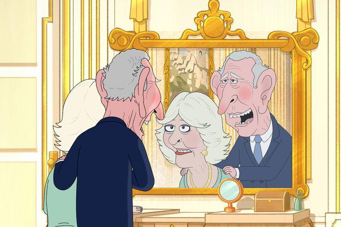 Ook prins Charles en hertogin Camilla krijgen er serieus van langs.