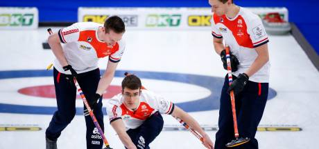 Curlingmannen sluiten mager WK af met elfde nederlaag