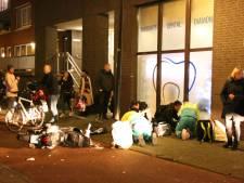 Scooterrijders gewond na aanrijding Laan van Wateringse Veld