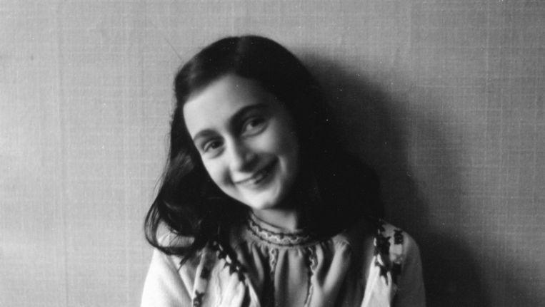 Anne Frank Beeld PE