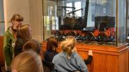Kinderen 't Roborstje naar Trainworld in Schaarbeek