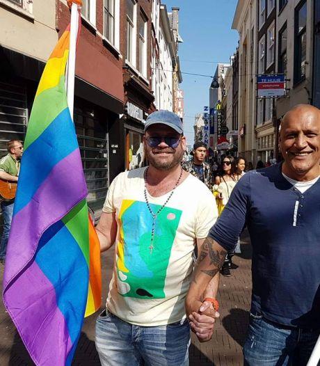 Michael (49) was een bartender en geen activist maar voerde wel spontaan actie voor zijn vrijheid