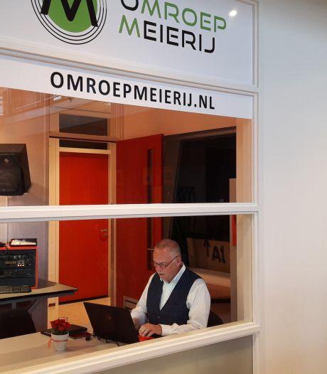 Toekomst Omroep Meierij is onzeker zonder extra subsidie, 'Anders kunt u beter op zoek naar andere organisatie'