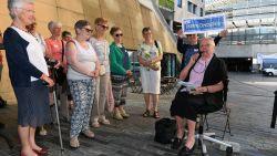 """Zuster Jeanne Devos krijgt eigen plein in Leuven, maar officieel mag dat niet: """"Tegendraadse zet om tegendraadse vrouw te vieren. Wat ze verdient het"""""""
