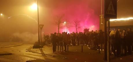 Honderden jongeren komen bij elkaar in Staphorst: politie grijpt opnieuw niet in