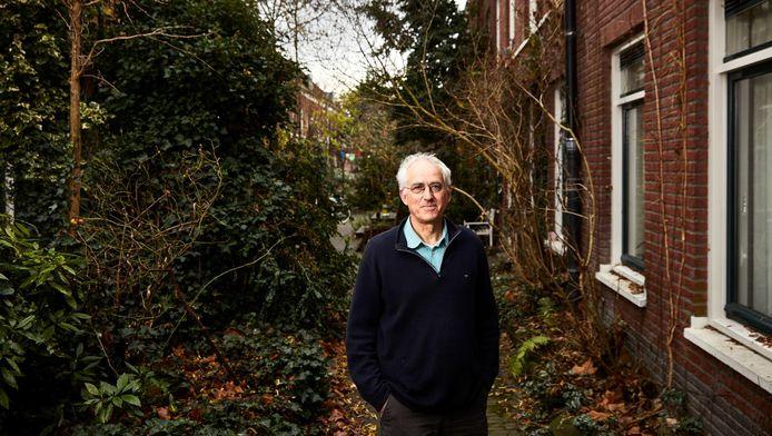 George Verhaegen van het ongeldig verklaarde Rotterdamse Woonreferendum: ,,We hebben in ieder geval het probleem van de stijgende woonlasten op de kaart gezet.''