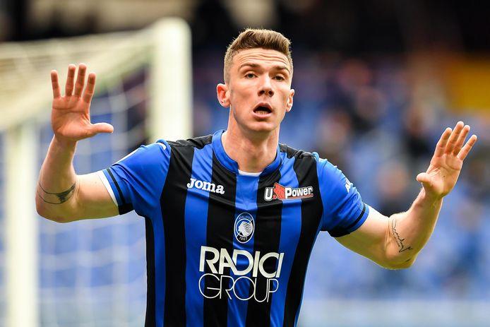 Atalanta's Robin Gosens heeft gescoord tegen Sampdoria.