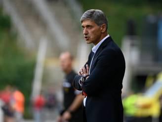 """Felice Mazzu en Union beginnen aan hun bekeravontuur tegen Lebbeke: """"Het is voor de spelers belangrijk dat we zo ver mogelijk geraken"""""""