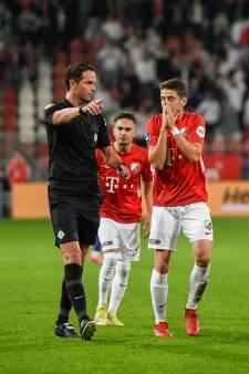 FC Utrecht benadeeld: afgekeurd doelpunt Van der Hoorn had moeten tellen