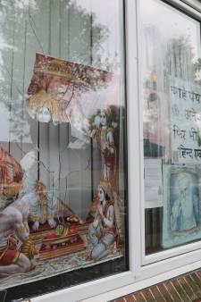 Hindoetempel Ram Mandir nog steeds geteisterd door vernielingen en inbraken
