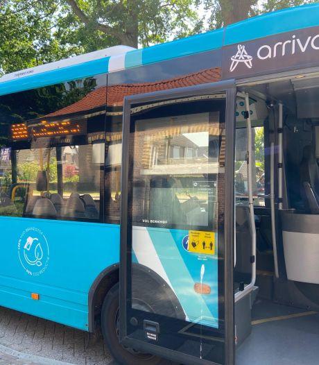 'Plantenolie' in plaats van diesel maakt Achterhoekse Arriva-bussen 90 procent schoner