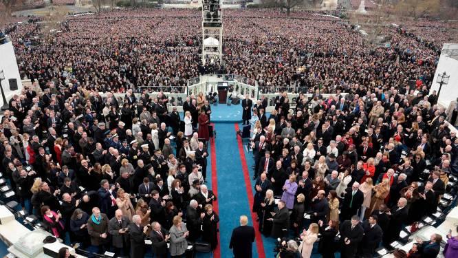 FOTOSPECIAL. De 25 opvallendste beelden van vier jaar president Trump