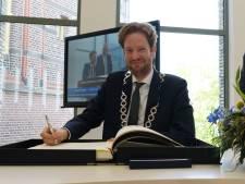 Nu is het écht officieel: Floor Vermeulen nieuwe burgemeester Wageningen