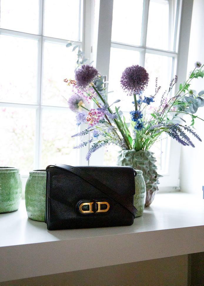 Birgit is een grote Delvauxfan. Ze werkte onlangs samen met het Belgische luxelederwarenhuis.
