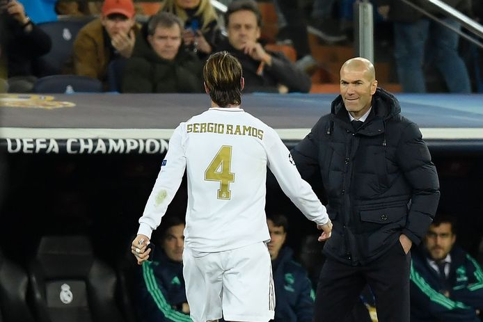 Période compliquée pour le Real Madrid de Zinedine Zidane.
