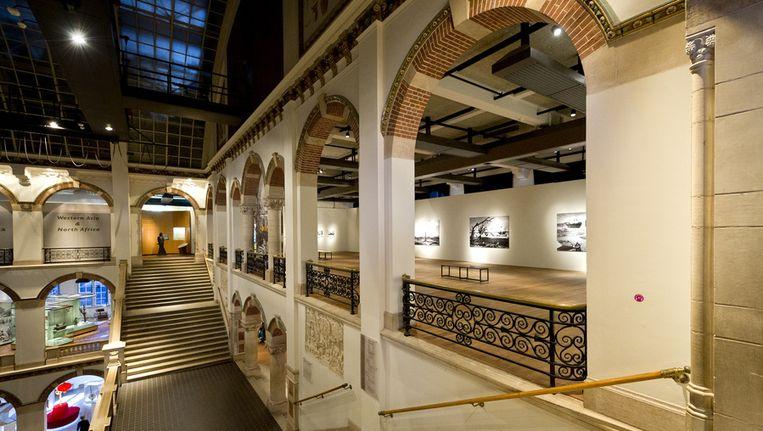 Interieur tropenmuseum Beeld anp